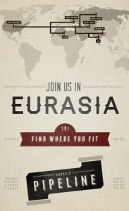 Join us in Eurasia